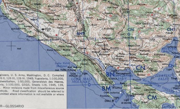 Bosna je , i u prvu i u drugu  Jugoslaviju , ušla sa Sutorinom i Neumom