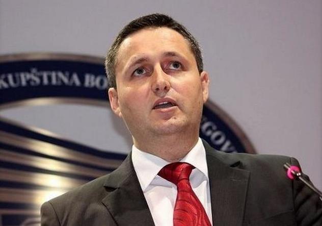 25. 12.2014 Borba za Sutorinu: Denis Bećirović uputio rezoluciju za poništenje ugovora sa Crnom Gorom