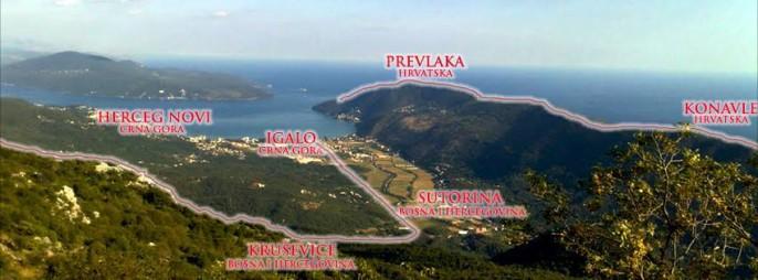 FBI: Tražimo referendum o ratifikaciji ugovora o državnoj granici između BiH i Crne Gore