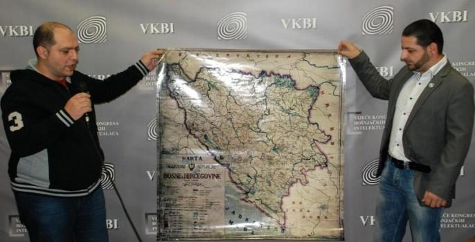 Parlament : Dnevna tacka: Granice po AVNOJ-u mozete pratiti online  uzivo