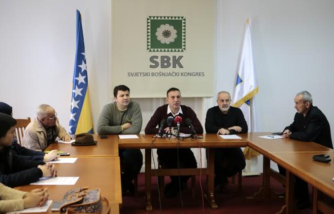 Forum bošnjačkih intelektualaca traži da se ne ratificira ugovor o granici BiH sa Crnom Gorom
